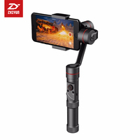 Zhiyun Smooth 3 III 3 Axis Handheld Gimbal Stabilizer Camera Mount For IPhone 7 6 Plus