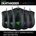 Razer Deathadder Chroma, 10000 DPI ratón de juego, a estrenar, envío rápido libre,