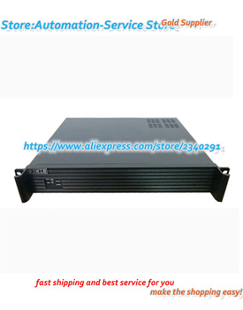 35CM Deep Chassis Server Industry Firewall Chassis Equipment Chassis 1.5U Chassis PC Motherboard