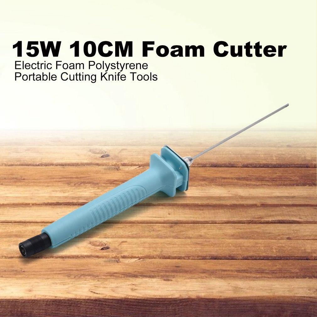 Professionelle Schaum Cutter 15 W 10 CM Elektrische Schaum Polystyrol Schneiden Maschine Stift Tragbare Styropor Schneiden Messer Werkzeuge EU Stecker