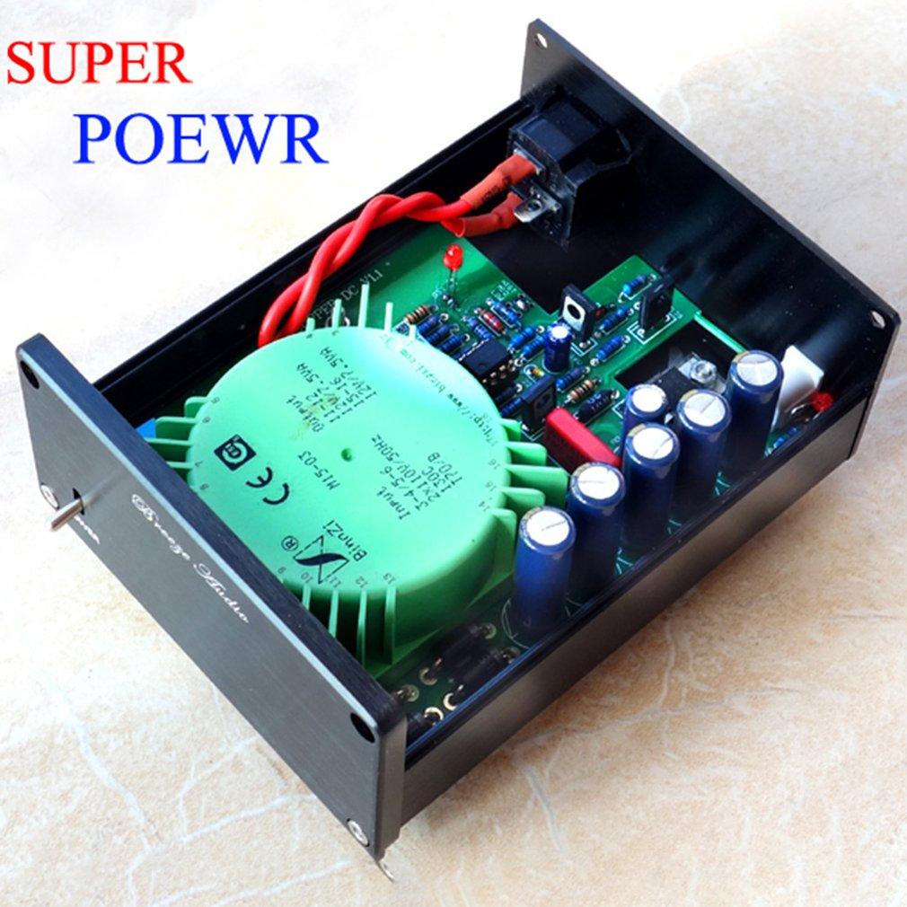 1 PC STUDER900 alimentation régulée linéaire 5 V 6 V 7 V 9 V 12 V 15 V 24 V bon pour le Module d'assemblage DAC haute Performance