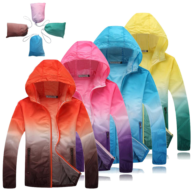 Jacket Skin-Coat Windbreaker Trekking Sun-Protective Cycling Fishing Outdoor-Sport Women title=