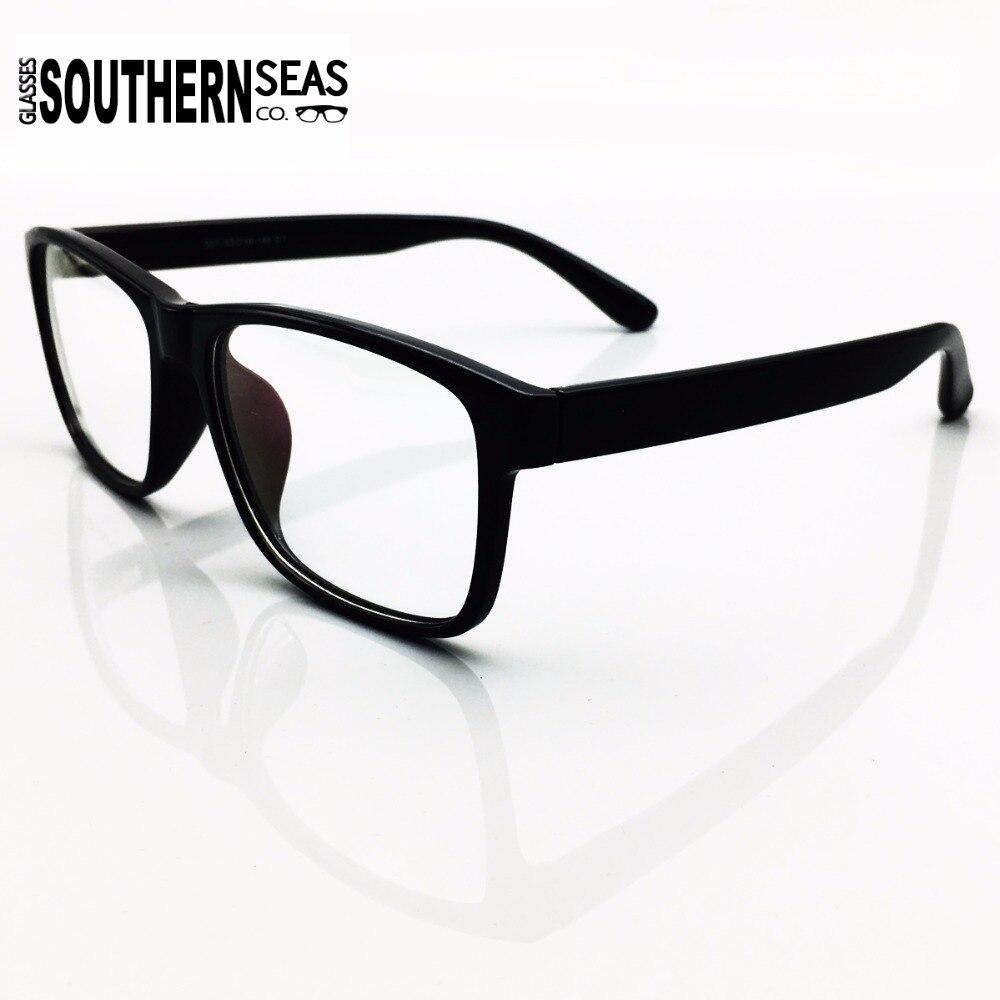 Les Mers du sud Distance Myopie Myope Lunettes (-0.50 à-6.0) Cadres Hommes Femmes Noir Tortue Lunettes De Mode lunettes