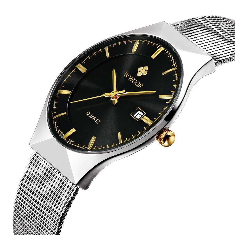 Buy wwoor mens watches top brand luxury for What watch to buy