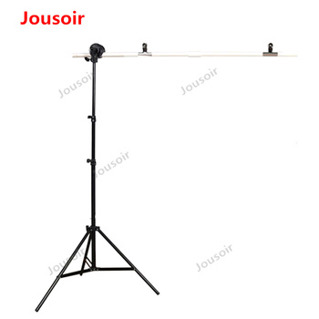 Photography background cloth racks Soft light butter paper fixed bracket support universal studio background CD50 T03