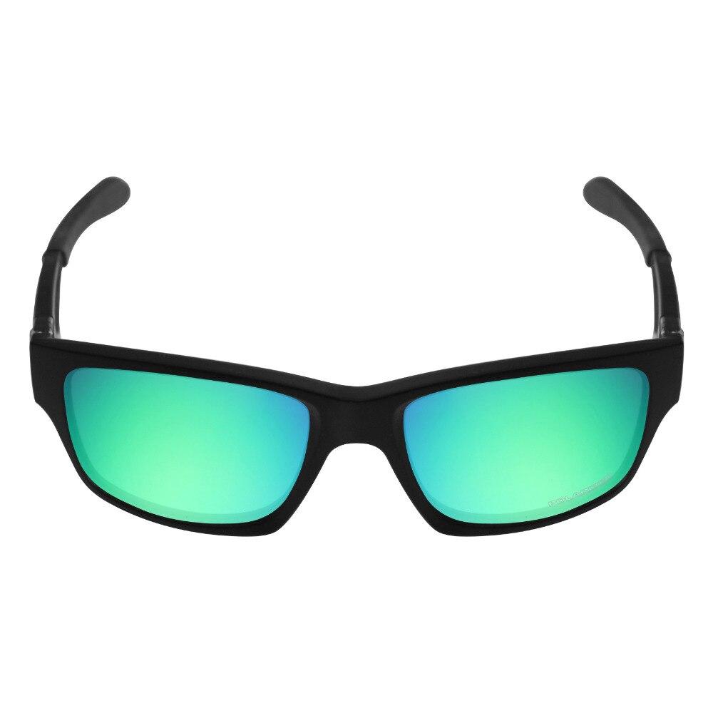 be3a106e01 2 unidades mryok anti-Scratch polarizado Objetivos para Oakley BATWOLF Gafas  de sol lente Titanium