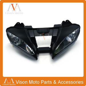 Motorcycle Front Light Headlight Head Lamp For YAMAHA YZF-R6 YZFR6 YZF R6 2006 2007