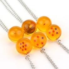7 Stars Dragon Ball Necklace