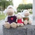 Новый Горячий Мини 25 см Германия Nici Веселый Mah Тюрбан Овец шляпу носить юбки любовь овец для Детей День Рождения Подарки 1 шт.