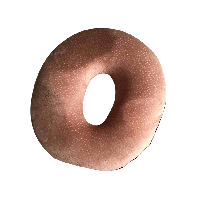 fityle Memory Foam Donut Ring Seat Cushion Comfort Pillow for ...