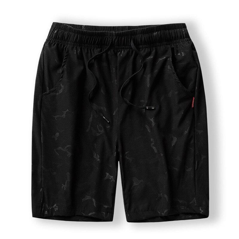 - 10 Plus Size L Xl (96 Cm) Waist Summer At Fifth Shorts Male Leisure Beach Pants Man Loose Underpants, Big Yards Men 's Shorts