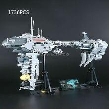 Caliente lepin compatible LegoINGlys Star Wars con figuras bloques de Construcción de armas Nebulosa B acompañamiento médico Juguetes del ladrillo para los niños