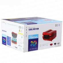 Multi function 3D heat printing machine DX 048 For Phone Cases Mug Cup Plate Tiles Printing