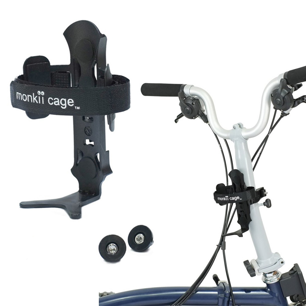 Brompton Bicycle Water Bottle Riding Kettle Support Bottle Holder Solution CNC
