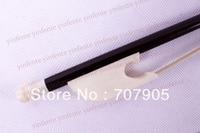 1x Violin Bow get quality Baroque Model cow bone Frog Brazil wood New 4/4