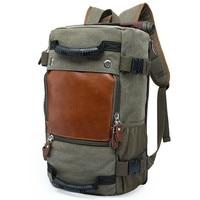 Large Capacity Travel Hiking Backpack Unisex Outdoor Climbing Camping Luggage Shoulder Bags Handbag Military Tactical Bag