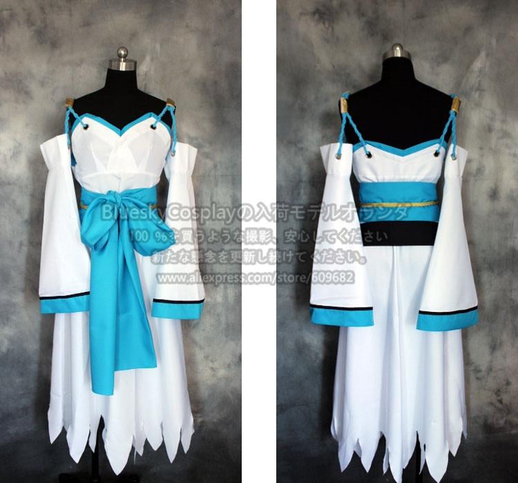 BRAVE 10 Isanami cosplay costume custom any size A002   c00046