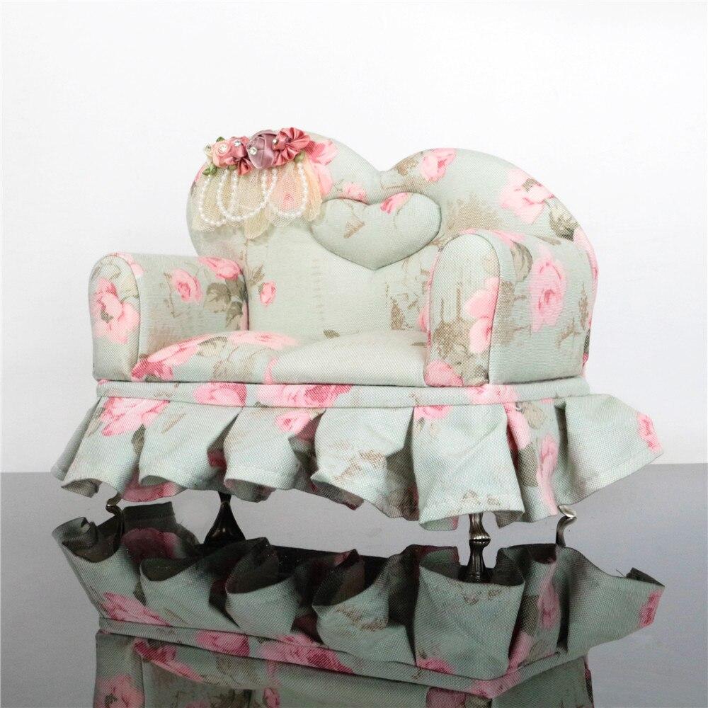 comprar la nueva joyera diy grandes adornos de joyera de traje de regalos de boda caja de campo creativo tela sof toys para muecas de