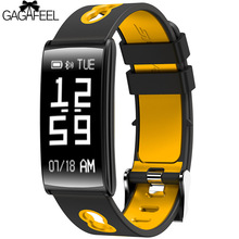 GAGAFEEL Smart Watches Clock for iPhone IOS Android Blood Pressure Detection Clock Alarm for Men Women Shark Photograph Watch