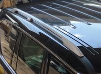 Aluminium Legierung Auto Dach Rack Gepäck gepäck Bar Schwarz/Silber Passt Für Nissan Patrol Y62 2017 2018 2019 2020