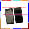 100% original Top quality Lcd Assembly LCD Digitizer Touch Screen  Complete with Frame For nubia Z9 mini