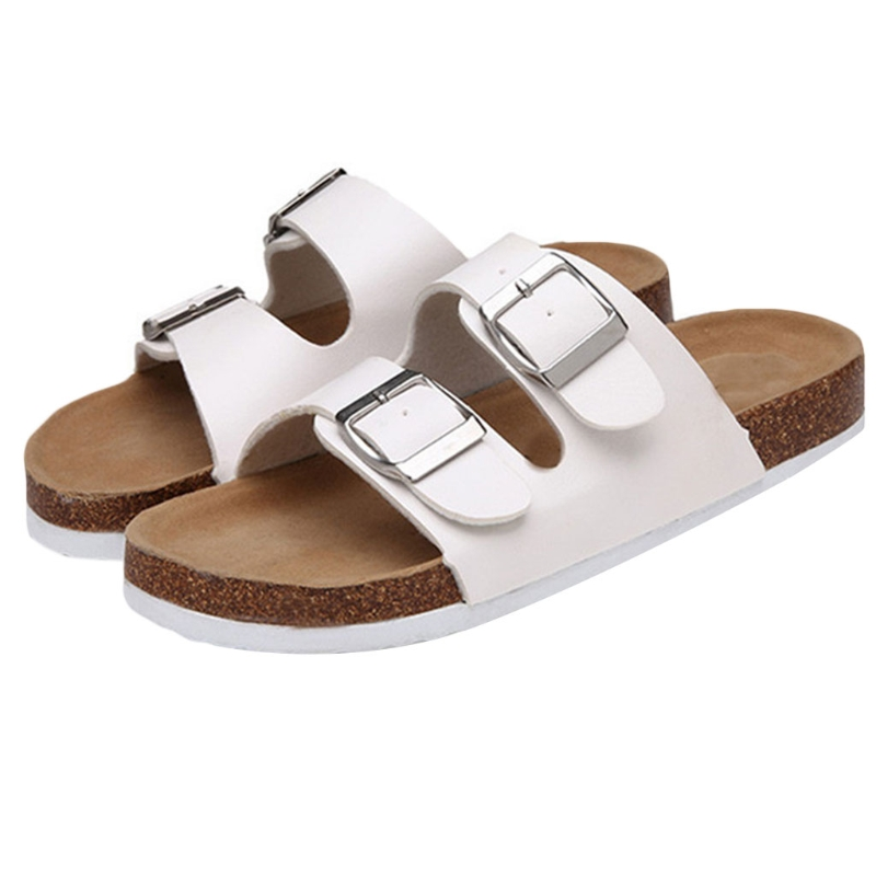 ed57dcc74c11 New 2018 Womens Shiny Thong Slip On Flat Slippers Casual Slide Flip Flop  Sandals Buckled new