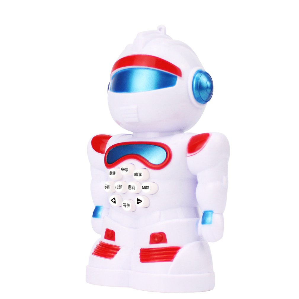 Early Education Robot Intelligent Early Education Music Story