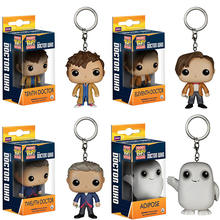 Funko POP Doctor Who 10th/11th/12th ADIPOSE action Figure Anime Gift Toy Keychain Collection Toys for children with retail box(China)