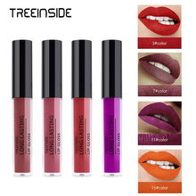 hot deal buy lips batom nude lipstick tint for lips cosmetics pigment lip stick makeup lip gloss matte metallic liquid lipstick tinte labbra