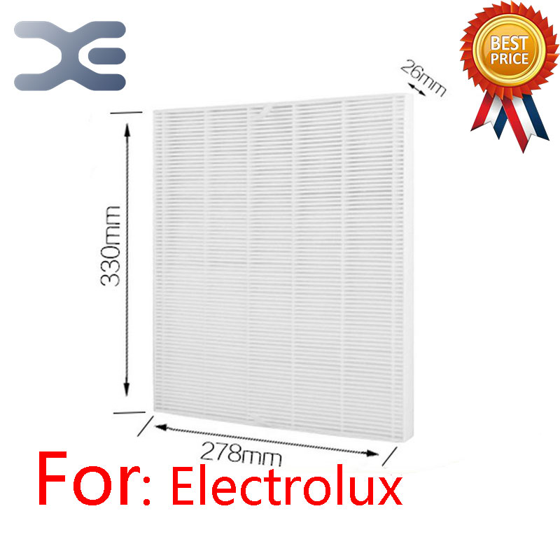Adaptation For Electrolux EAC103 Air Purifier HEPA Seepa Dust Filter EFAC103 Air Purifier Parts adaptation for sanyo air purifier parts abc vw24 dust hepa filter abc fah94