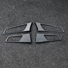 Для hyundai Tucson автомобиля нержавеющая сталь крышка внутренней дверной ручки ободок отделка внутри рамы чаша