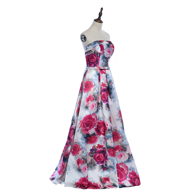 FADISTEE New arrival Gorgeous style dress evening prom party floral ...