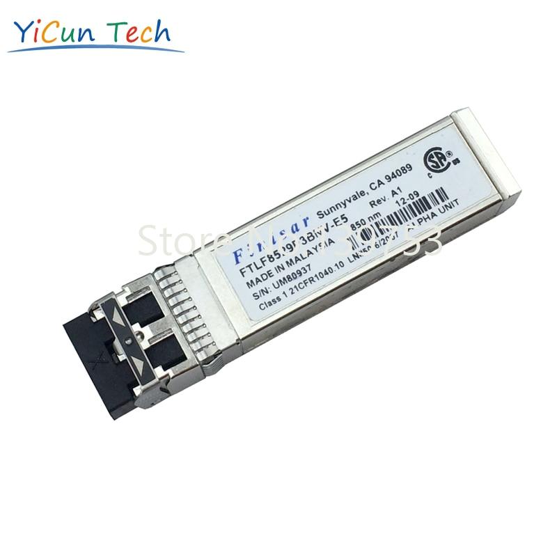 FTLF8529P3BNV 16G Fibre Channel 16GFC 100m 850nm Multimode SFP+ Transceiver - Original 1 year warranty