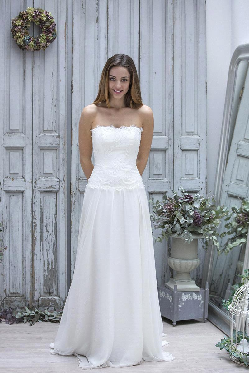 Beautiful Vestido Novia Fiesta Photos - Wedding Ideas - memiocall.com