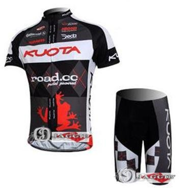 c0153d419 2011 KUOTA short sleeve cycling wear clothes short sleeve bicycle bike riding  jersey+pants