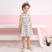 Girls Summer Dress Children Clothing 2018 Brand Baby Girl Dress Princess Dress Children S Clothing