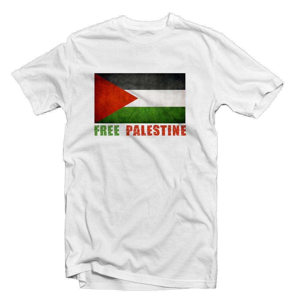 GRATUIT Palestine Gaza Liberte T-Shirt Hommes Femmes Enfants Toutes Les Tailles à manches courtes T-Shirt
