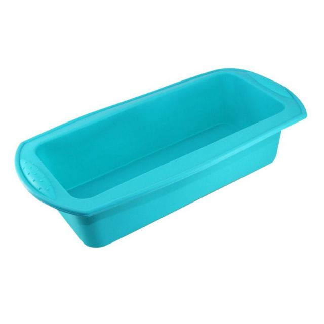 Toast Bread Mold Rectangle Shaped Silicone Cake Mold Loaf Pastry Baking Bakeware DIY Cake Non Stick Pan Baking Supplies