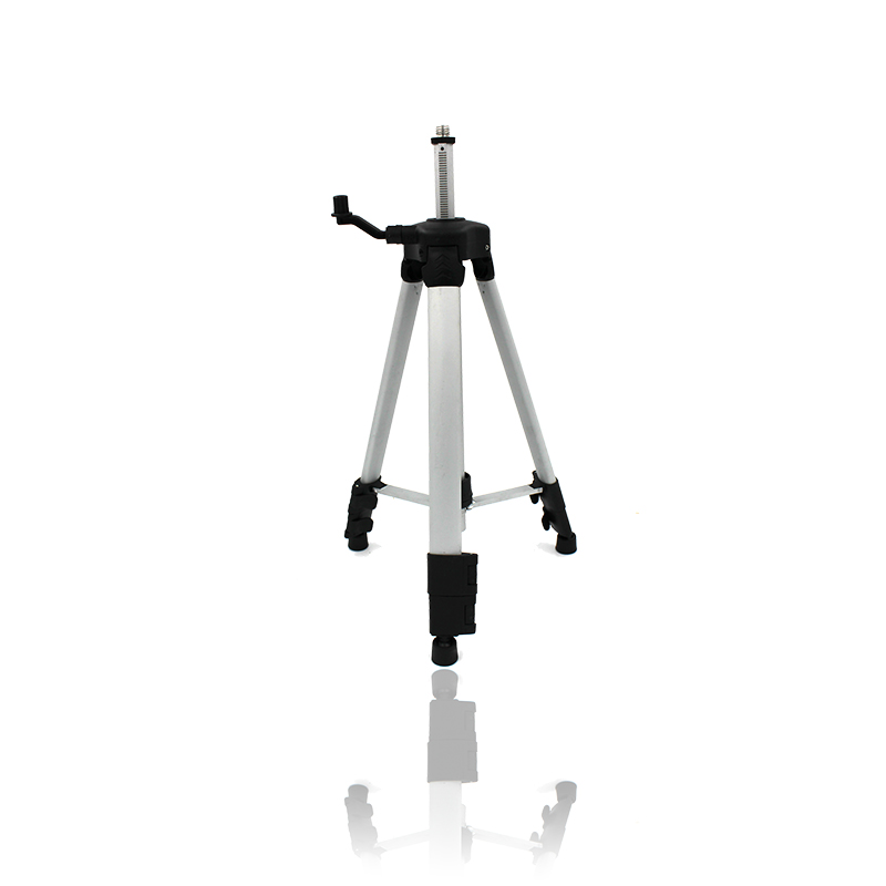 120cm laser level tripod nivel laser tripod professional carbon tripod for laser level aluminum Tripod with 5/8 adapeter free shipping 1 2m aluminum tripod laser level tripod adjustable tripod laser line tripod