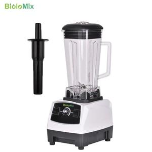 Image 3 - Biolomix 2200W 2L BPA ücretsiz ticari sınıf ev profesyonel smoothies güçlü blender yiyecek mikseri sıkacağı gıda meyve işlemci