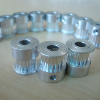 4 adet bir paket 14 diş gt2 5mm çap 6mm genişlik gt2 zamanlama kasnağı RepRap 3d yazıcı ücretsiz kargo