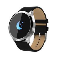 Q8 Bluetooth Smart Watch Waterproof Wearable Device Stainless Steel Wristwatch Men Women Fitness Tracker Smartwatch