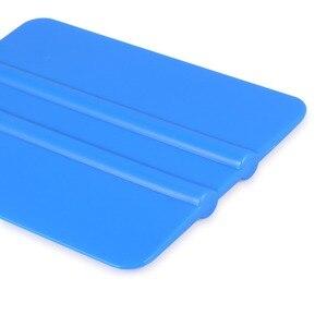 Image 4 - EHDIS 6pcs Carbon Fiber Vinyl Film Wrap Soft Plastic Scraper Window Tint Squeegee Glass Car Cleaning Tool Cleaner Tinting Tools