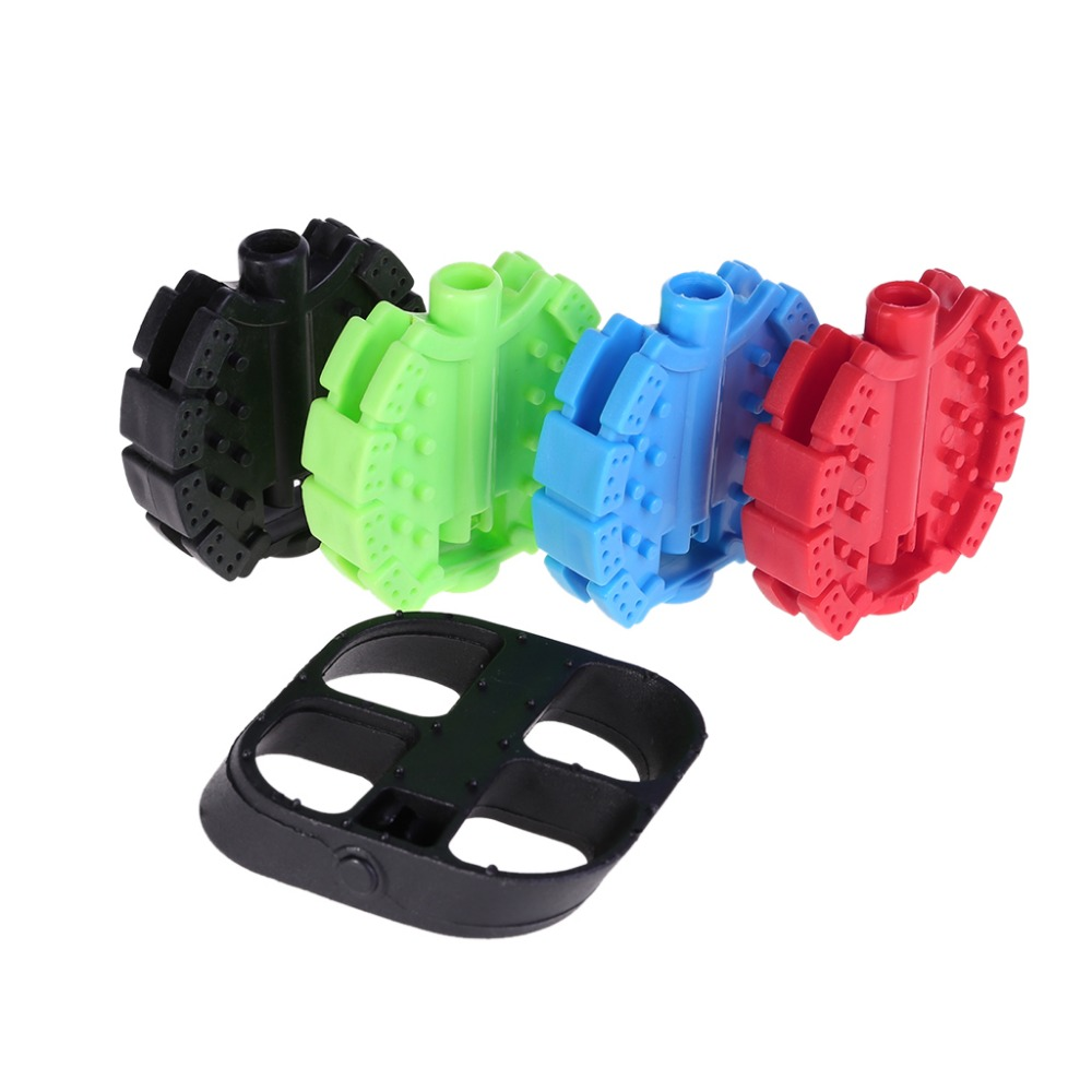 1 Pair Bicycle Pedal Children Bike Tricycle Replacement Cycling Tools Non Slip(China)