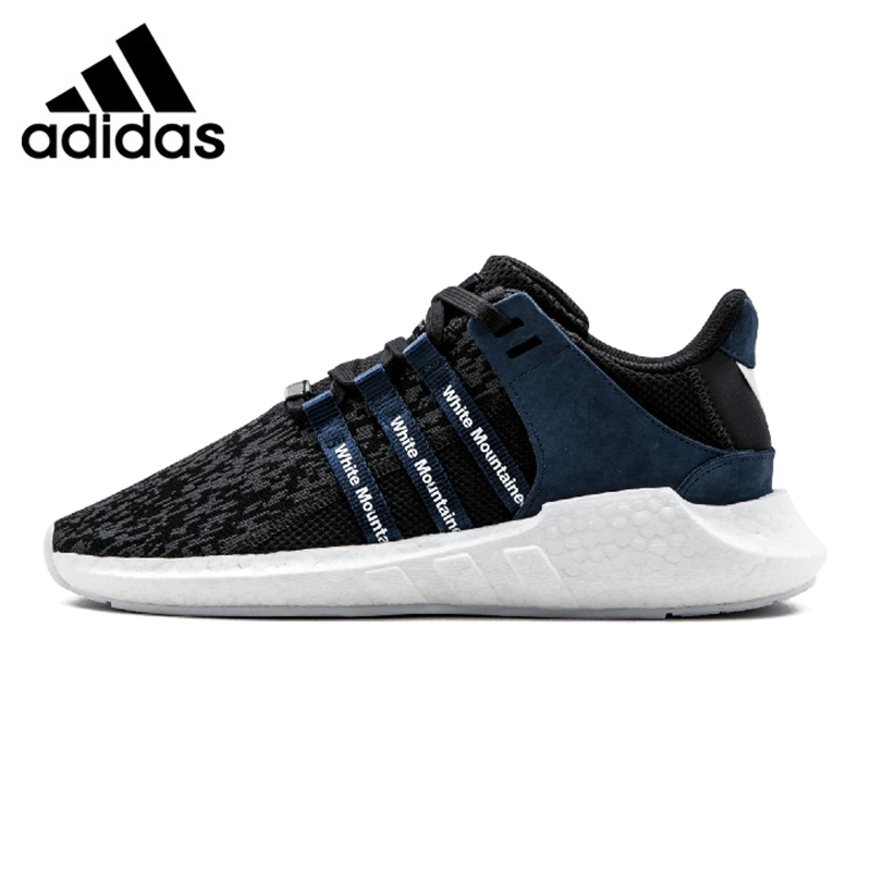 цены Adidas EQT Boost Support Men's Running Shoes, Outdoor Sneakers Shoes, Black, Breathable Lightweight Wear-resistant BB3127