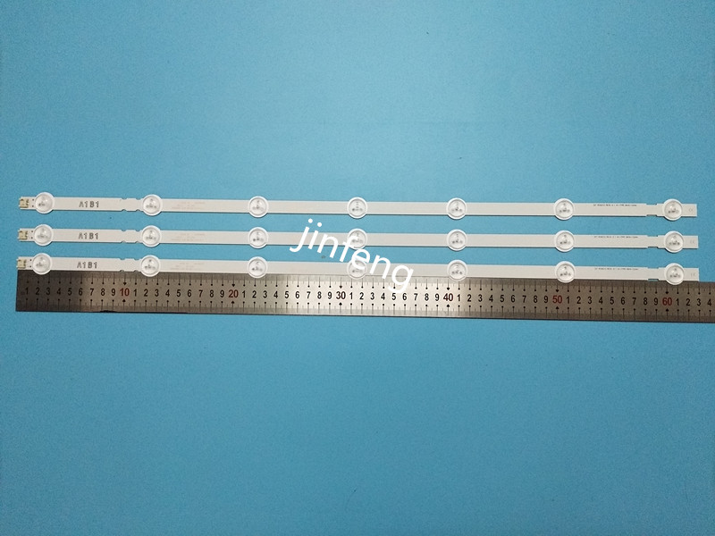 V13 Cdms 6916l-1399a 6916l-1400a r5 Led Backlight Strip 7 Lamp For Lg 32 Tv 32ln520b Lc320dxe sf