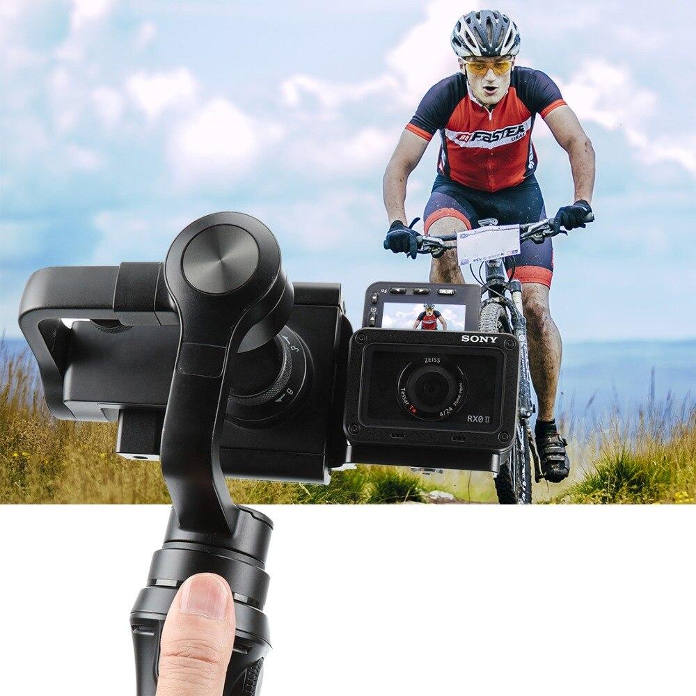 handheld acessórios da câmera cardan do telefone nova chegada