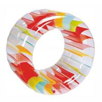 Kids Colorful Inflatable Giant Roller Water Wheel Roller Floating 36 Inch Boys and Girls Pool Toy Grass Toys
