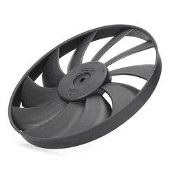 Black Motorcycle Engine Radiator Cooling Fan Blade for Honda CBR1000RR CBR600RR  2004-2012 2013 2014 2015 2016  CBR 600 1000 RR
