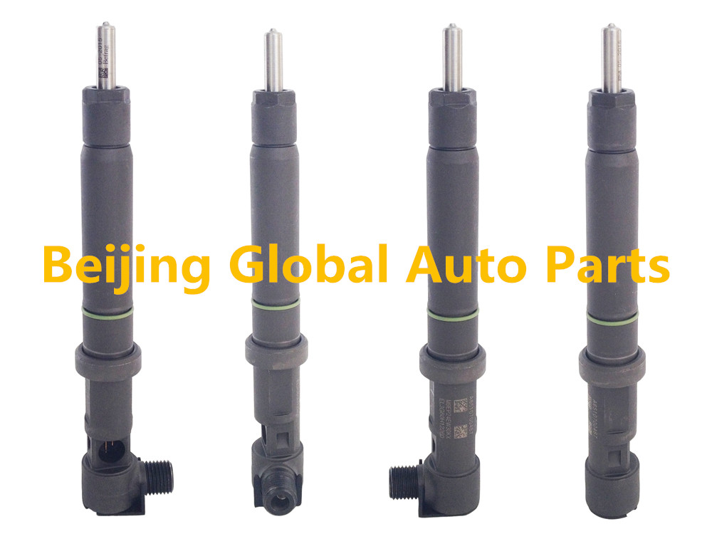 Common Rail Piezo Electric Injector Piezo-Injector A6510704987 6510704987